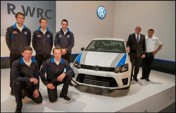 polo r - Volkswagen Polo R WRC Limited Edition  Vw-polo-wrc-limited-edition.20