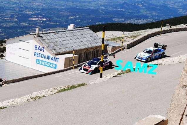 Photo  Peugeot 208 T16 : Avant Pikes Peak, un tour au Mont Ventoux !