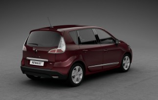 Photo  Renault Scenic et Gd Scenic Lounge : The famous French Touch !