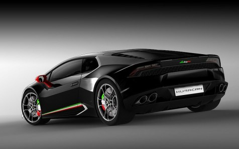 lamborghini votre huracan lp 610 4 personnalis e c 39 est. Black Bedroom Furniture Sets. Home Design Ideas
