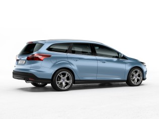 Photo  Genève 2014 : la Ford Focus soffre un lifting