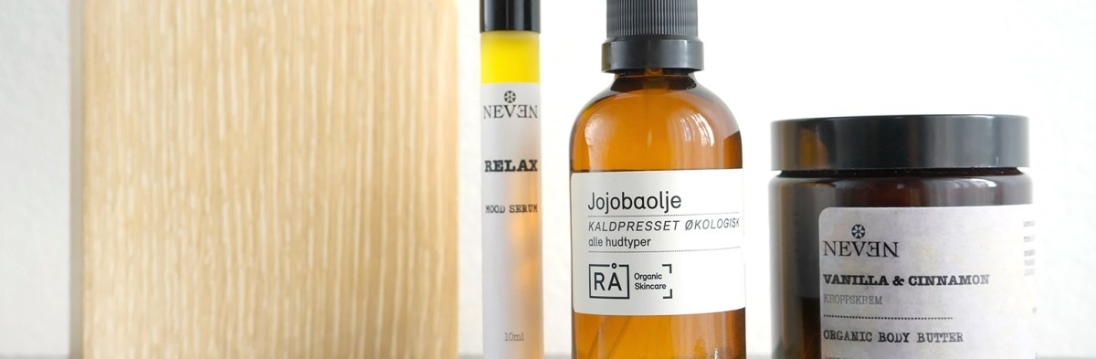 Three natural & organic beauty brands made in Norway!