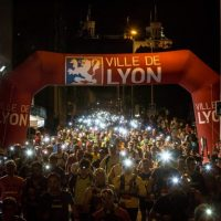 Lyon Urban trail by night: my first trail running experience!