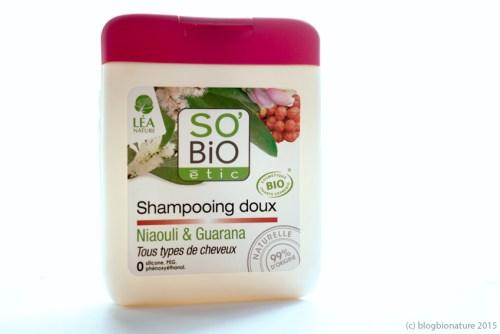 shampooing léa nature