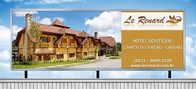 Hotel Le Rernard – Ainda dá tempo de curtir o feriado de 12 de outubro em Campos do Jordão
