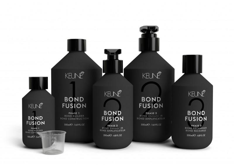 Lançamento Sistema Bond Fusion da Keune