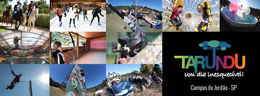 #bcsviaja – Tarundu é parada obrigatória para sua diversão em Campos do Jordão