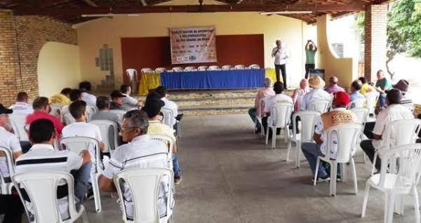 Reunião do Comitê Gestor de Apicultura em Lajes