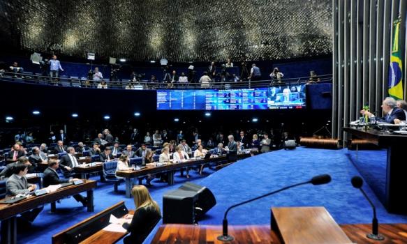 Plenário do Senado (foto: Geraldo Magela/Agência Senado)