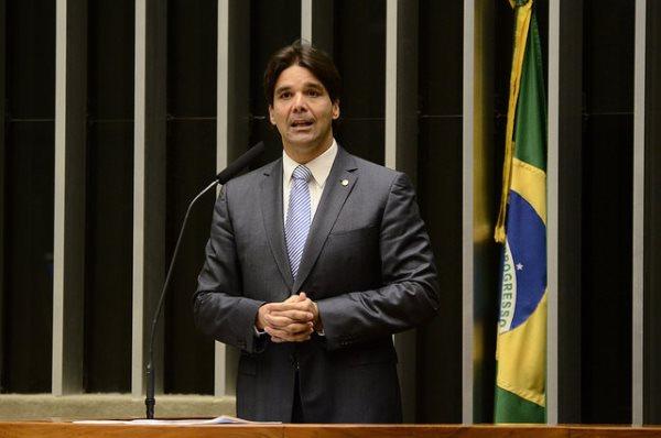 Deputado federal Felipe Maia