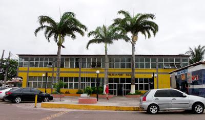 Sede da prefeitura de Touros
