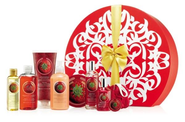 1022373 Strawberry Large Gift Box