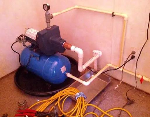 Hidrofor Sau Pompa Submersibila, Pe Care Sa Aleg - hidrofor complet echipat