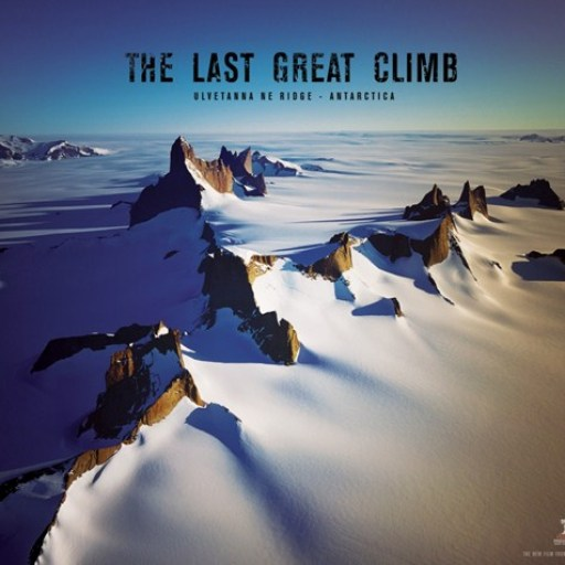 "Assista ao trailer de ""The Last Great Climb"""