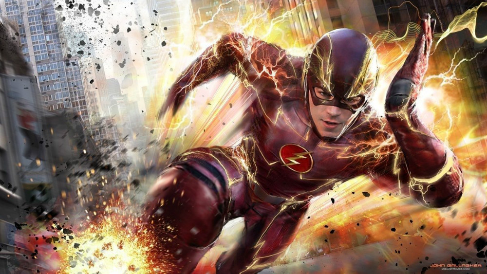 The Flash 2ª temp : Avance + datos...