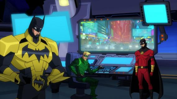 Imagen de Batman Unlimited: Animal Instincts (2015)