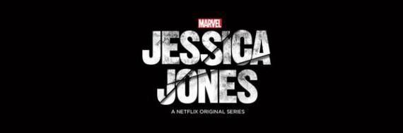 Logo de Marvel's Jessica Jones (2015 - ?)