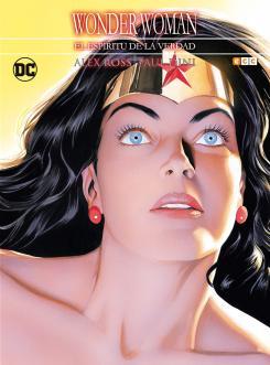 Portada de Wonder Woman: El espíritu de la verdad