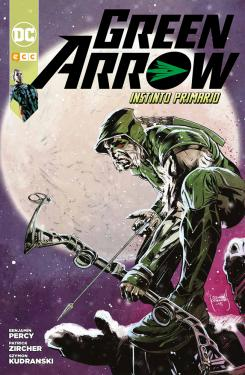 Portada de Green Arrow: Instinto primario