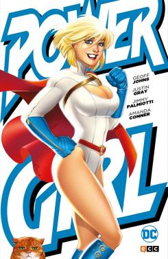 Portada de Power Girl