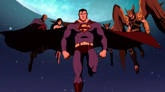 Imagen del episodio 2.01: Happy New Year, de Young Justice (2012)