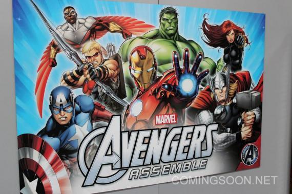 Póster de la serie de animación Avengers Assemble (2013)