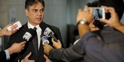 Senador Cássio Cunha Lima (PSDB)