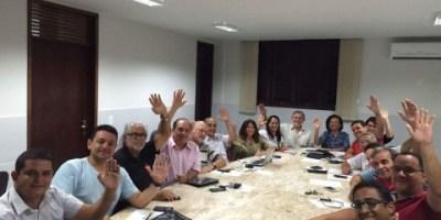 reunião diretório pt