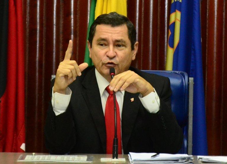 """Anísio Maia detona provável candidatura de Maranhão ao Governo: """"A velha política"""""""