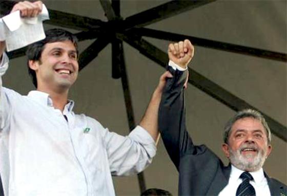"""Estadão publica grampo de Lula com Lindemberg conclamando militância: """"Guerra é guerra… é ir pro cacete… é ir pro pau"""""""