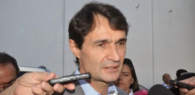 Tentando se firmar como candidato do PSDB, Romero visita a capital nesta sexta