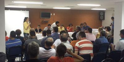 plenária PSB