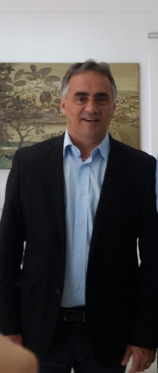 """""""Não sou gestor de ficar se lamentando"""", diz Cartaxo sobre aprovação da PEC 241"""