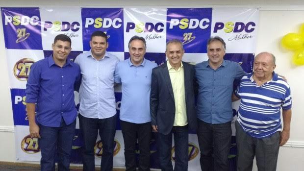 Vereador Corujinha diz que PSDC foi escanteado por Luciano Cartaxo