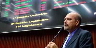 Jeová Campos disse que deseja continuar presidindo Comissão de Desenvolvimento da ALPB