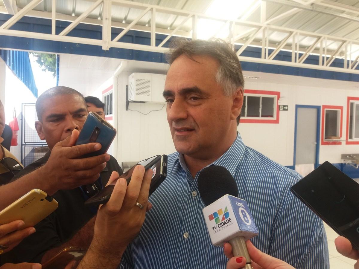 Cartaxo diz que vai analisar cenário político do estado para definir se será candidato