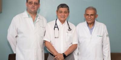 Dr. Sérgio Barbosa, Dr. Italo Kumamoto e Dr. Washington Fonseca (4)