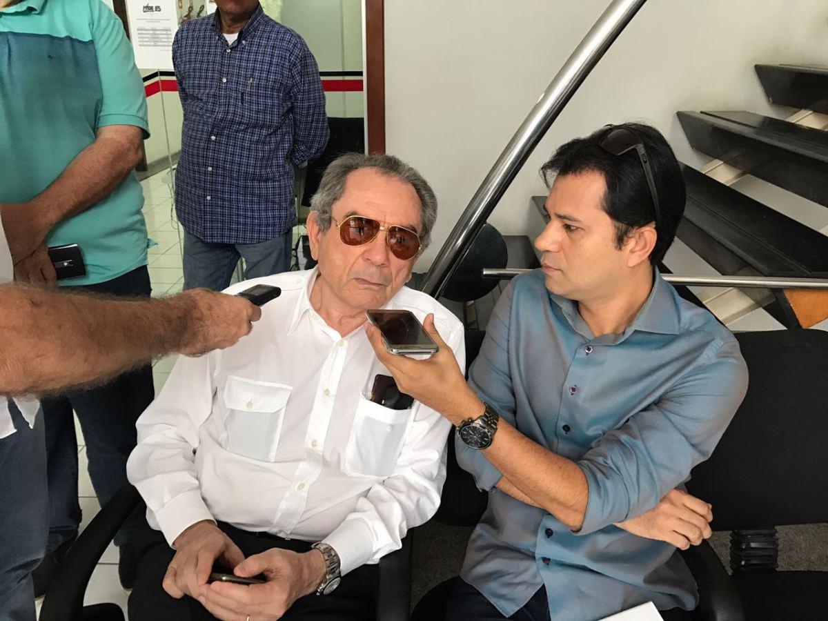 Lira defende parceria com RC, mas não descarta aliança com Cartaxo