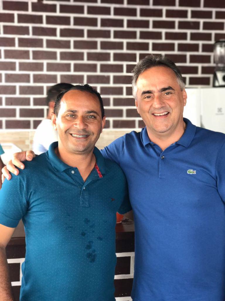 Luciano Cartaxo cumpre agenda política em Pedro Régis neste sábado