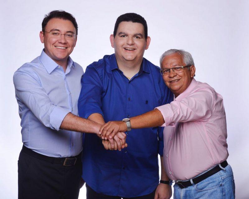 NOVO RÁDIO VERDADE: Trio campeão do rádio estreia segunda na Arapuan