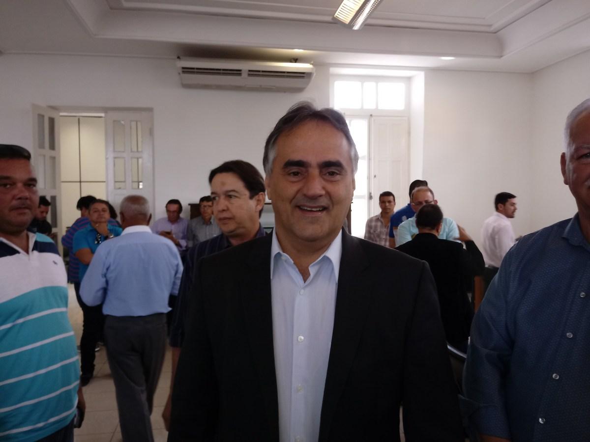 """Cartaxo alfineta RC sobre Guarda Militar: """"Não se resolve desafios fazendo gambiarra"""""""