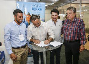 Cartaxo assina convênio com cidade argentina durante Festival do Turismo JPA