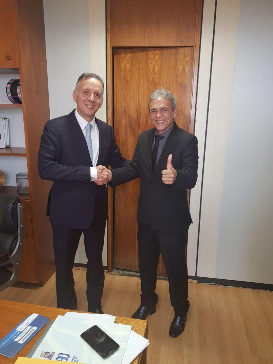Eleições 2018: Prefeito de Esperança declara apoio à reeleição de Aguinaldo Ribeiro