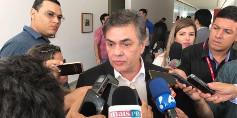 Em depoimento à PF, Cássio diz que rejeitou oferta de caixa 2 da Odebrecht