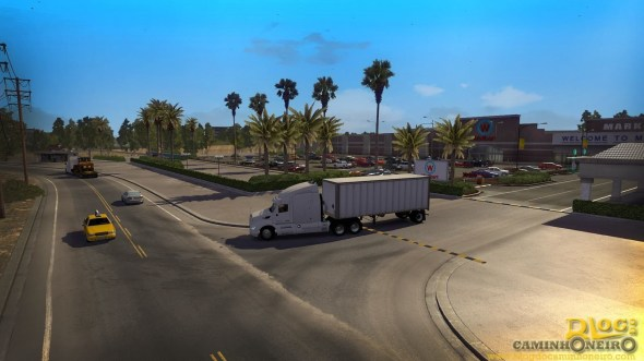 American Truck Simulator - SCS Software (2)