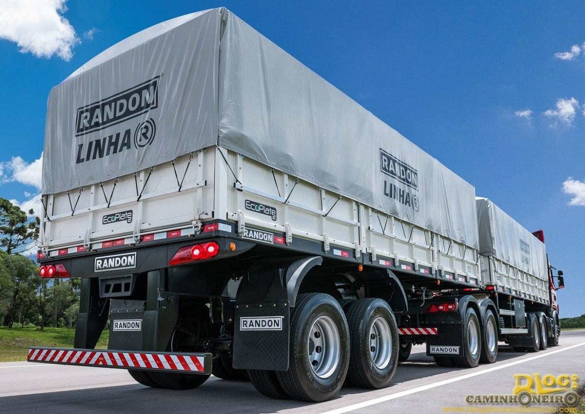 Randon lança Graneleiro com Tecnologia Ecoplate 2