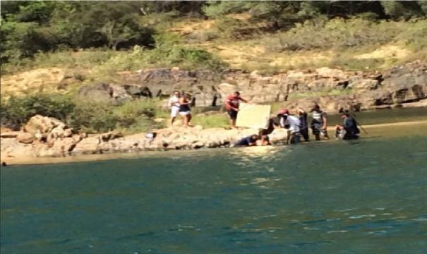 FOTOS IMAGENS: Resgate de Domingos Montagner caem na web. Veja imagens