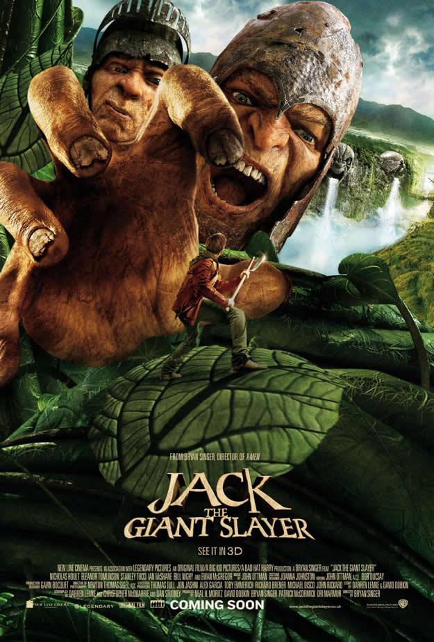 Poster do filme Jack, o Caçador de Gigantes