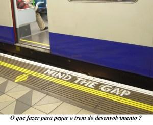 mind the gap 1