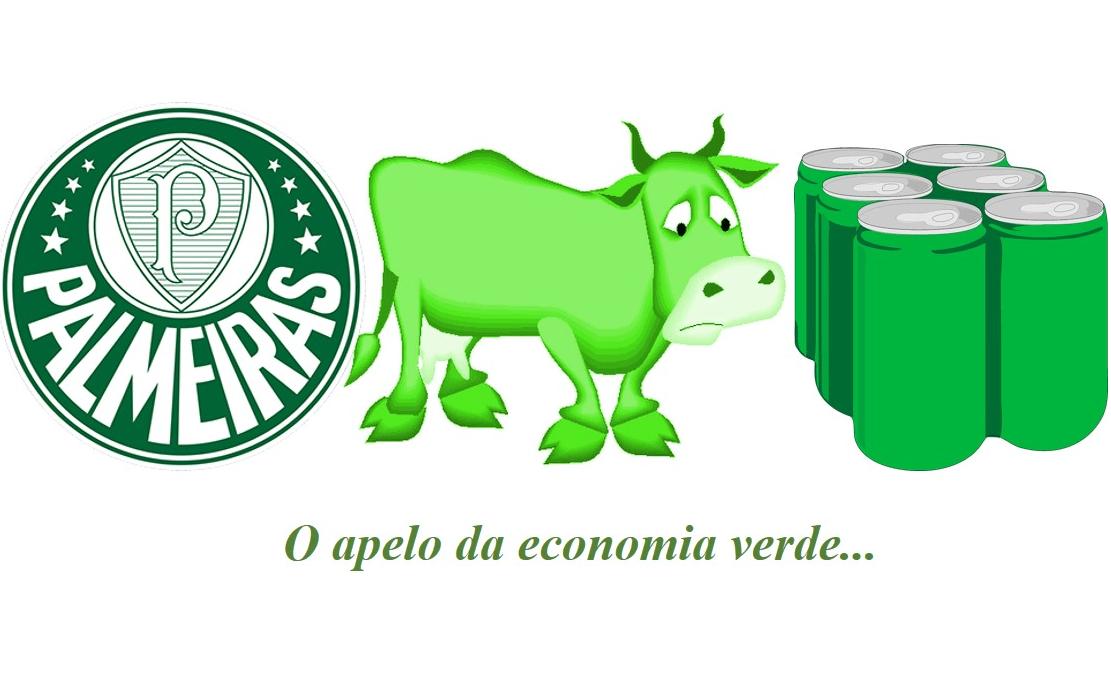 O Palmeiras, o boi verde e o alumínio